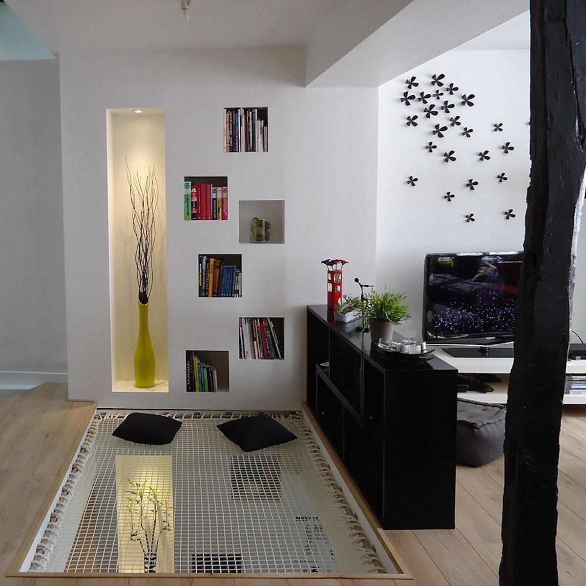 filet d habitation hamac espace de repos - blog déco - clemaroundtheocrner