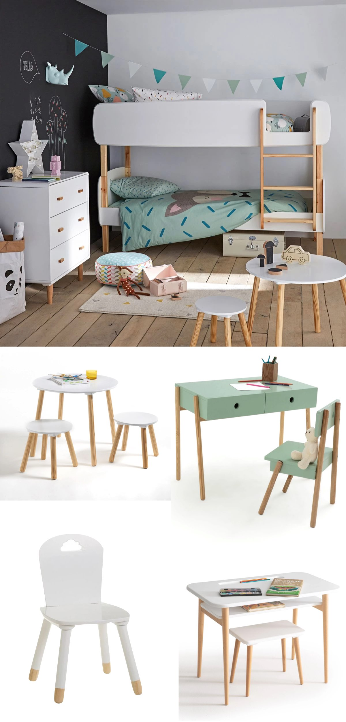 premier bureau enfant pas cher table maternelle dessin cp blog décoration intérieure clem around the corner