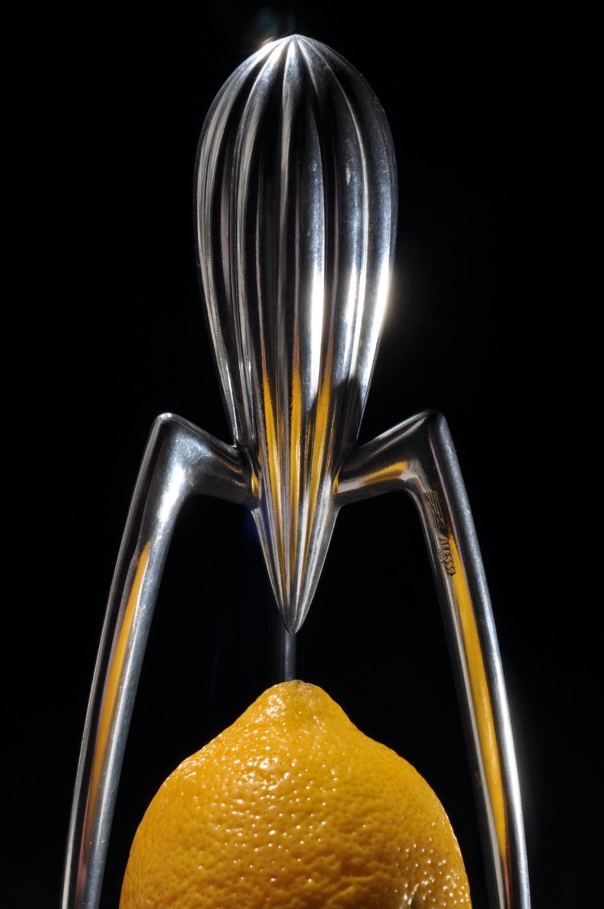 presse agrume juicy salif philipe starck citron