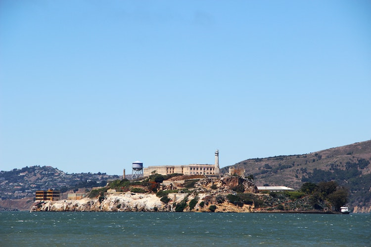 ile prison Alcatraz city guide Californie architecture histoire San Francisco