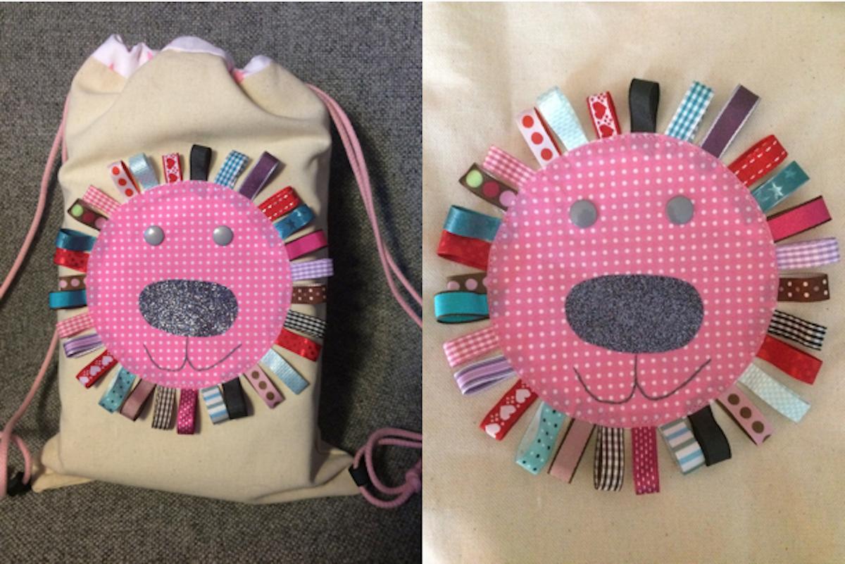 sac à dos enfant maternelle patron gratuit couture maternelle école - blog déco - clemaroundthecorner