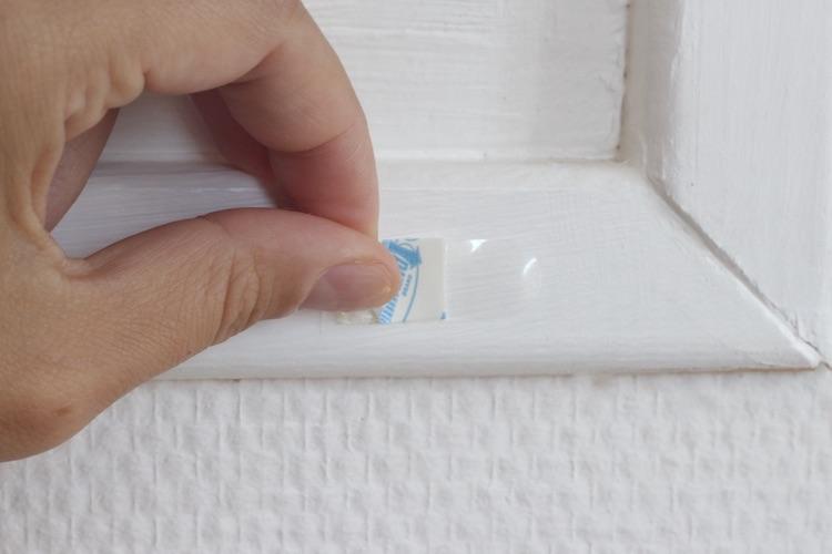 comment fixer crochet transparent pour guirlande lumineuse sans abimer mur
