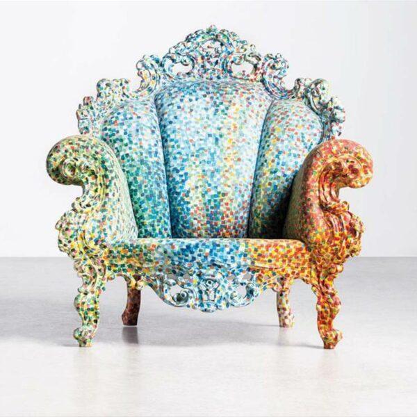 fauteuil proust icône design alessandro mendini - blog déco - clemaroundthecorner