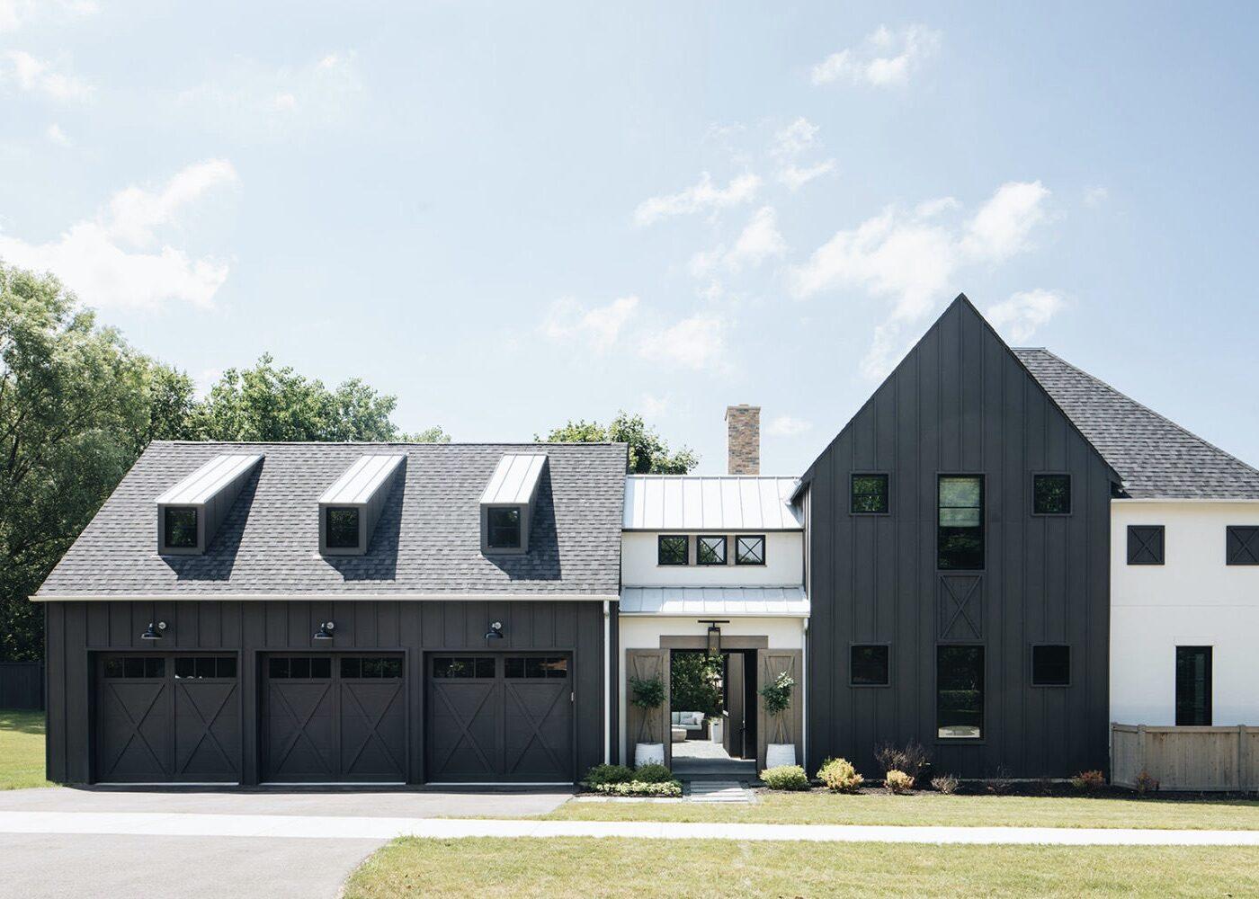 ferme renovée ancienne maison de campagne design architecture