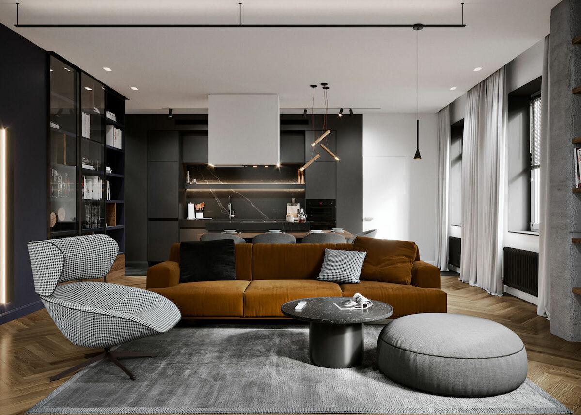 Appartement 3 pièces t3 définition architecture - blog déco clemaroundthecorner