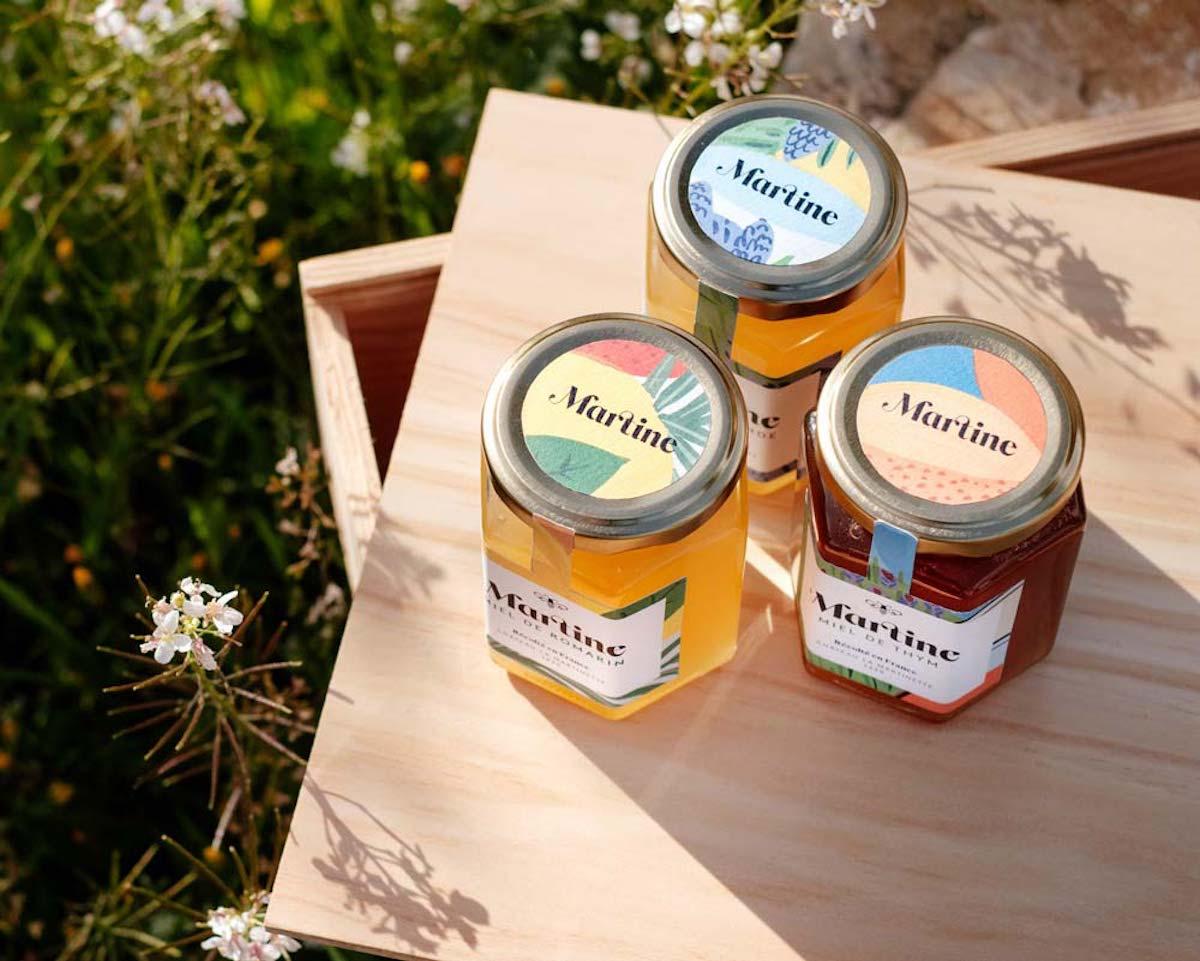 tartine salée recette Antonin Bonnnet miel martine