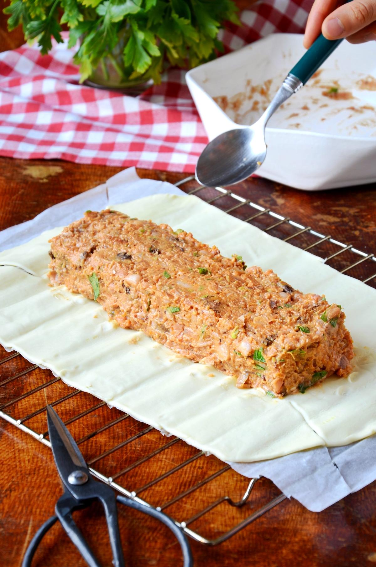 terrine apéritive fromage frais patate douce carotte régime