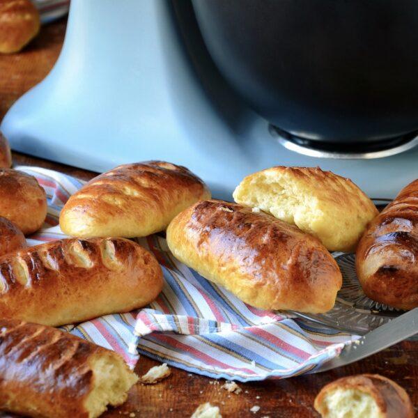Recette petits pains au lait moelleux cuisine fait-maison