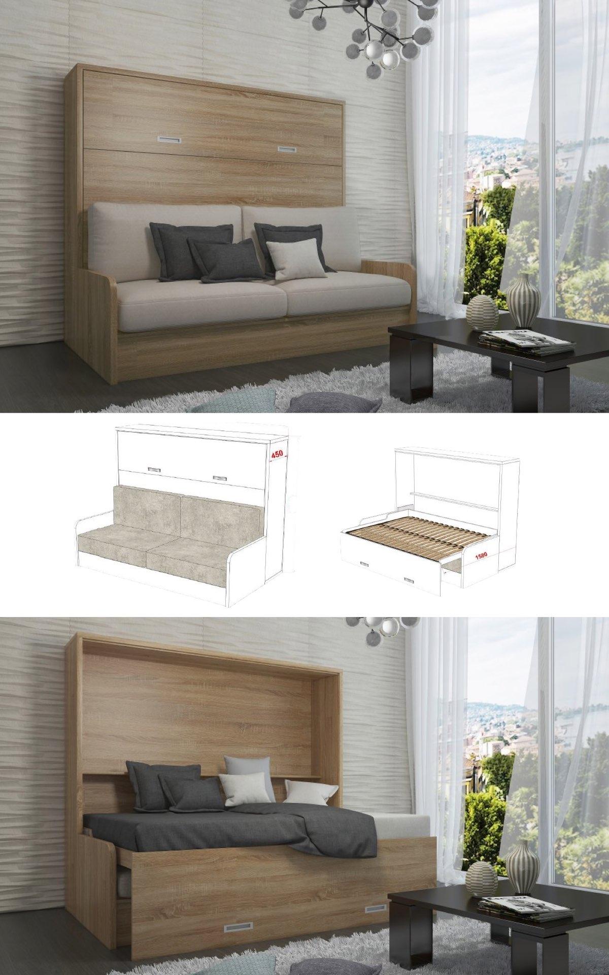 black friday 2020 décoration meuble lit placard bois scandinave