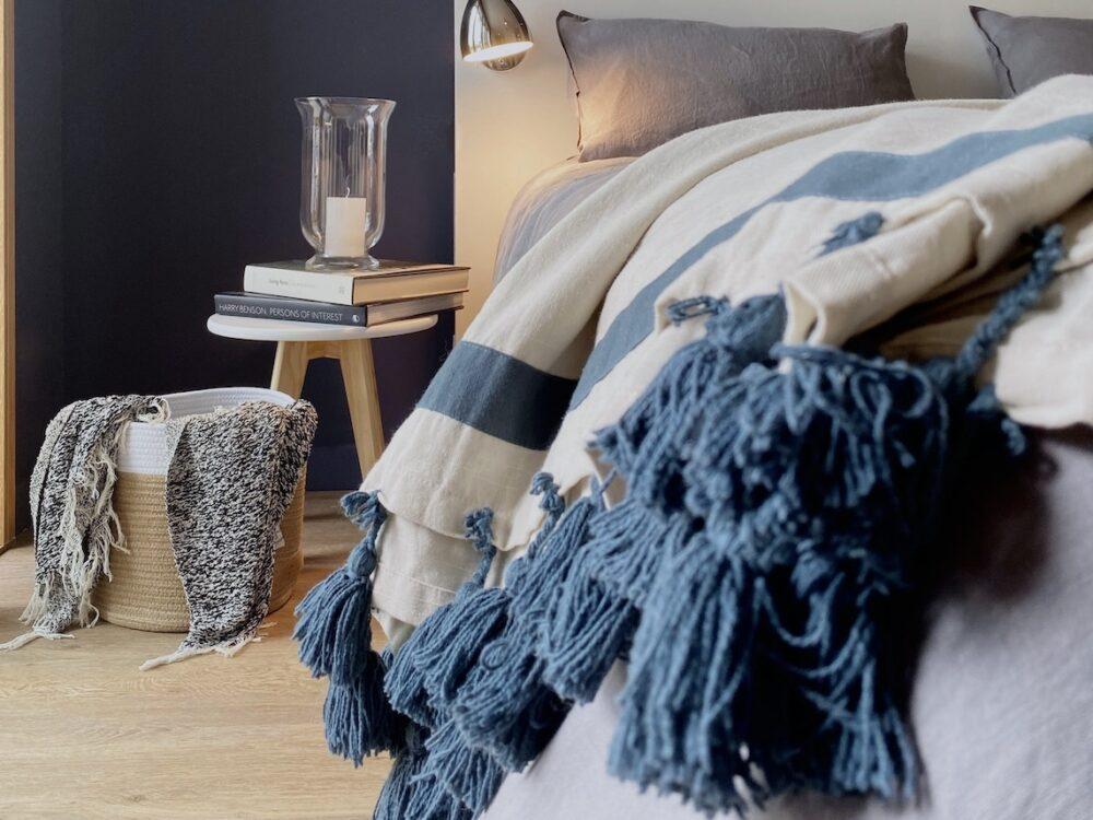 rénovation chambre avant après - blog décoratrice intérieur - clem around the corner