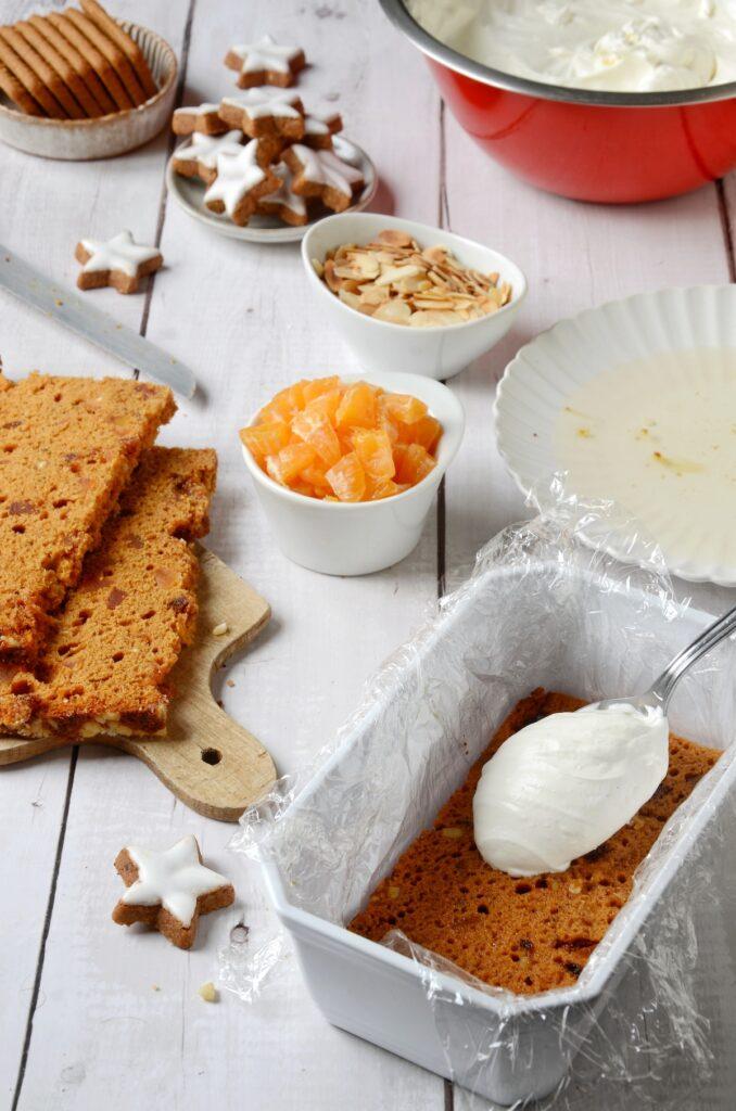 dessert Noël facile beau bon sans cuisson four gâteau