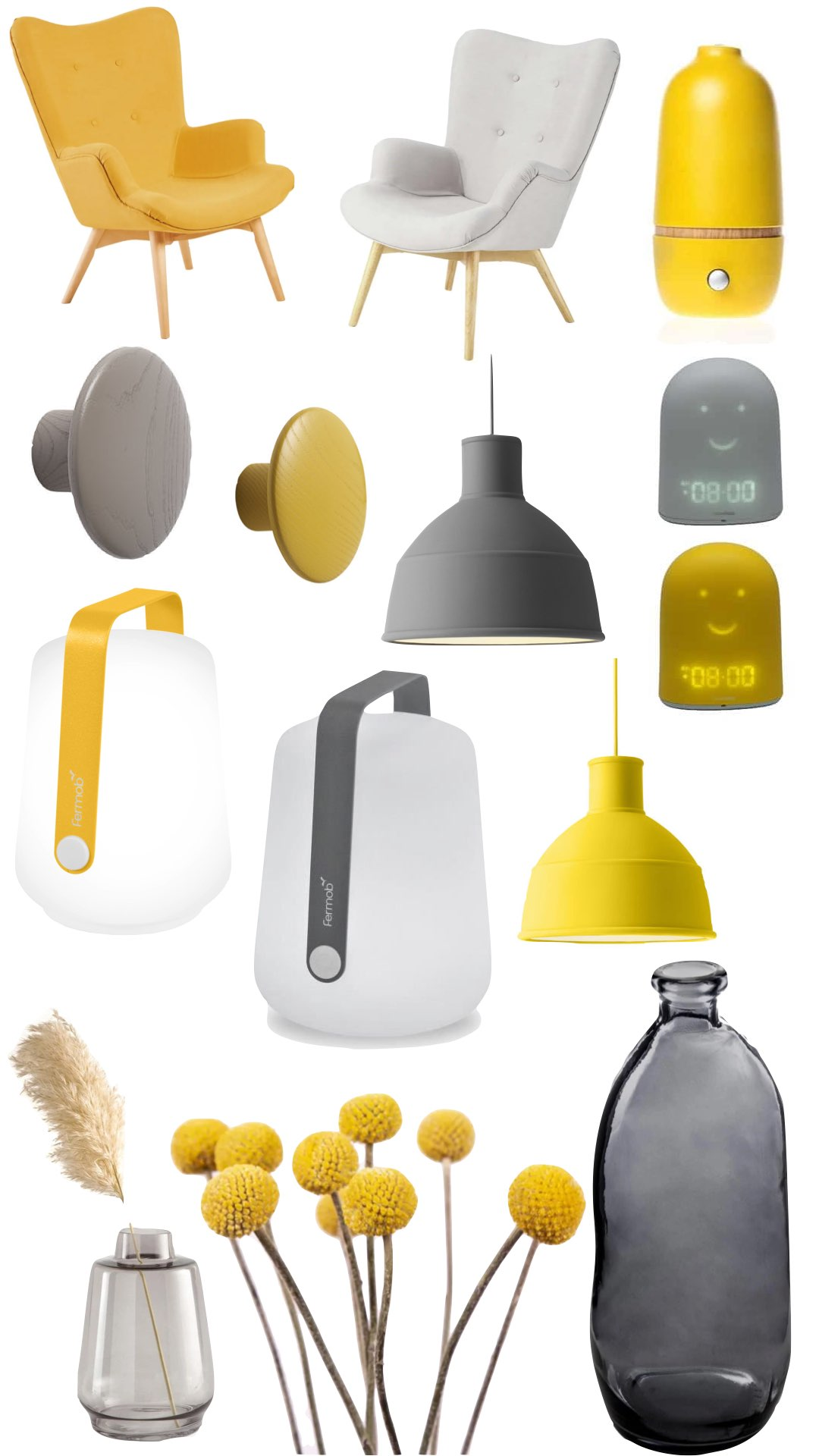 gris Ultimate Gray jaune Illuminating pantone couleur année 2021