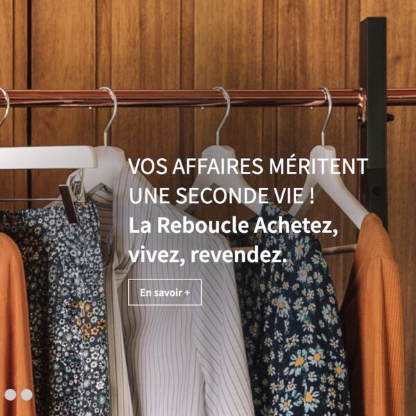 la reboucle avis test seconde main La Redoute - blog clemaroundthecorner