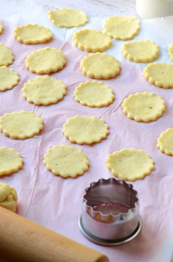 pâte feuilletée fait-maison facile pour apéritif croustillant salé