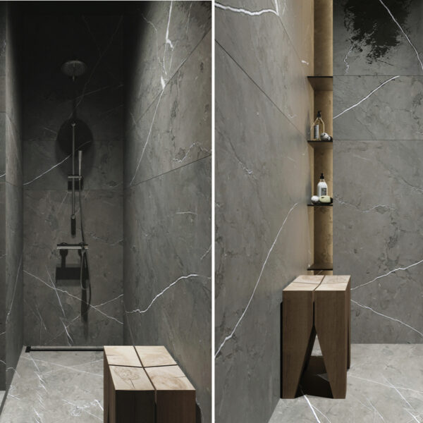 salle de bain minimaliste agencement blog déco clem around the corner