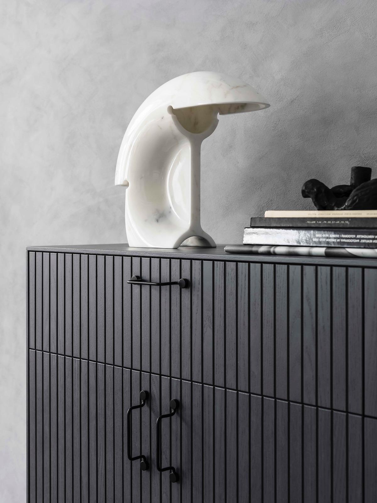 décoration loft hack ikea commode bois noir arty masculin déco