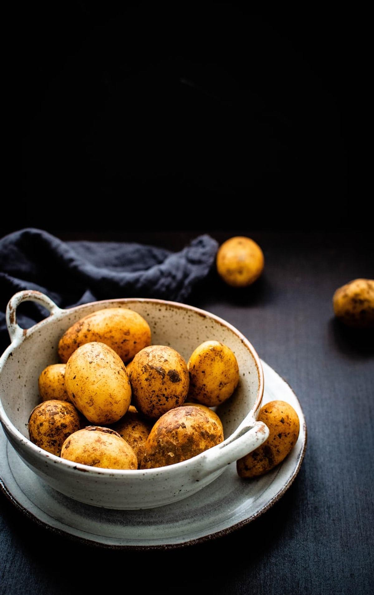 patate pomme de terre que planteren mars jardin potager - blog déco- clemaroundthecorner
