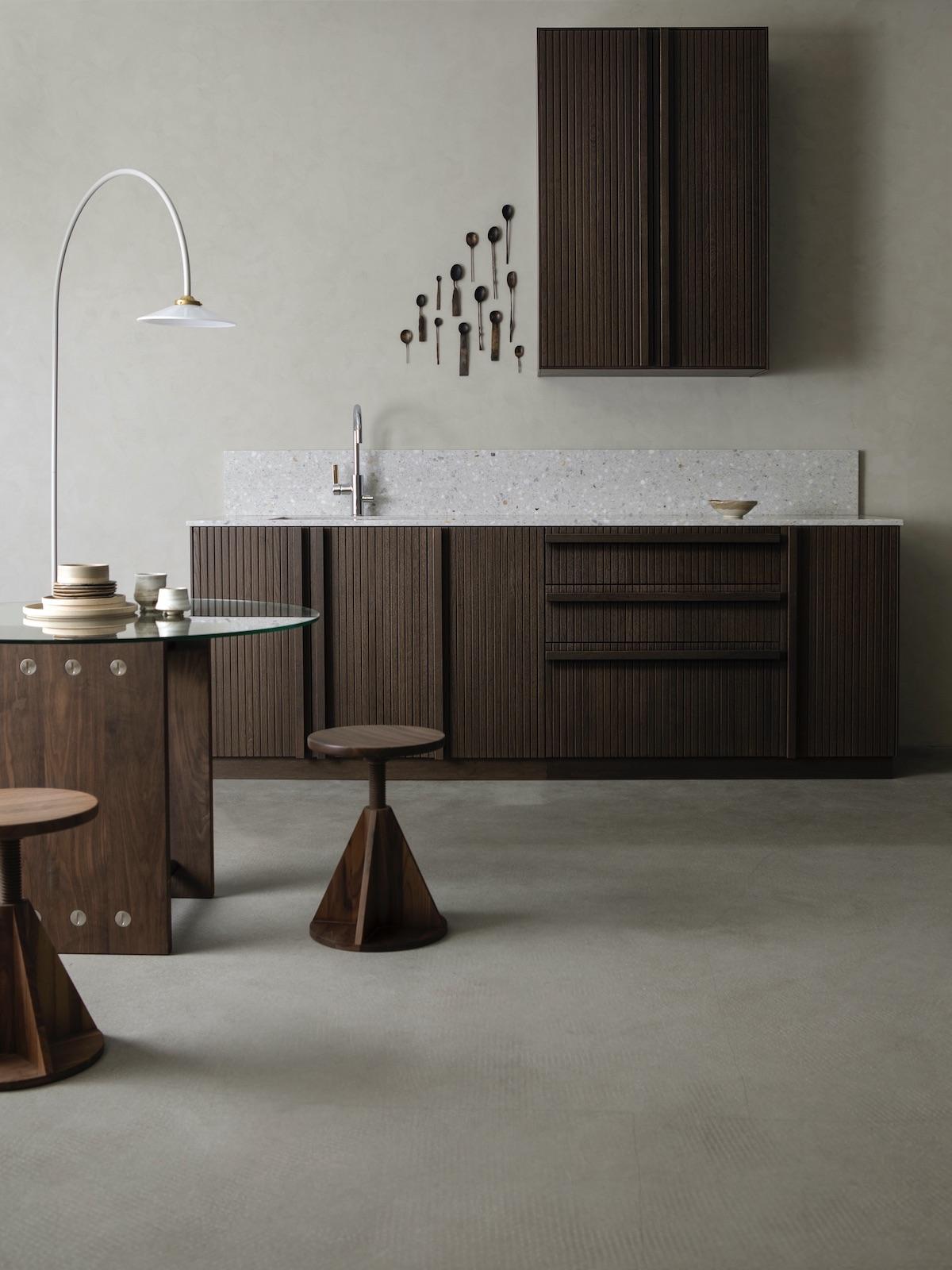 Portes de cuisine en bois design : transformez votre intérieur
