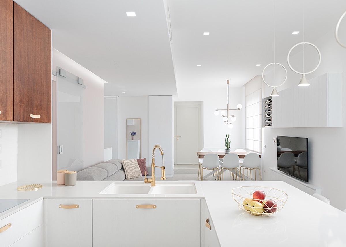 90 m2 appartement Monte di Procida - blog déco
