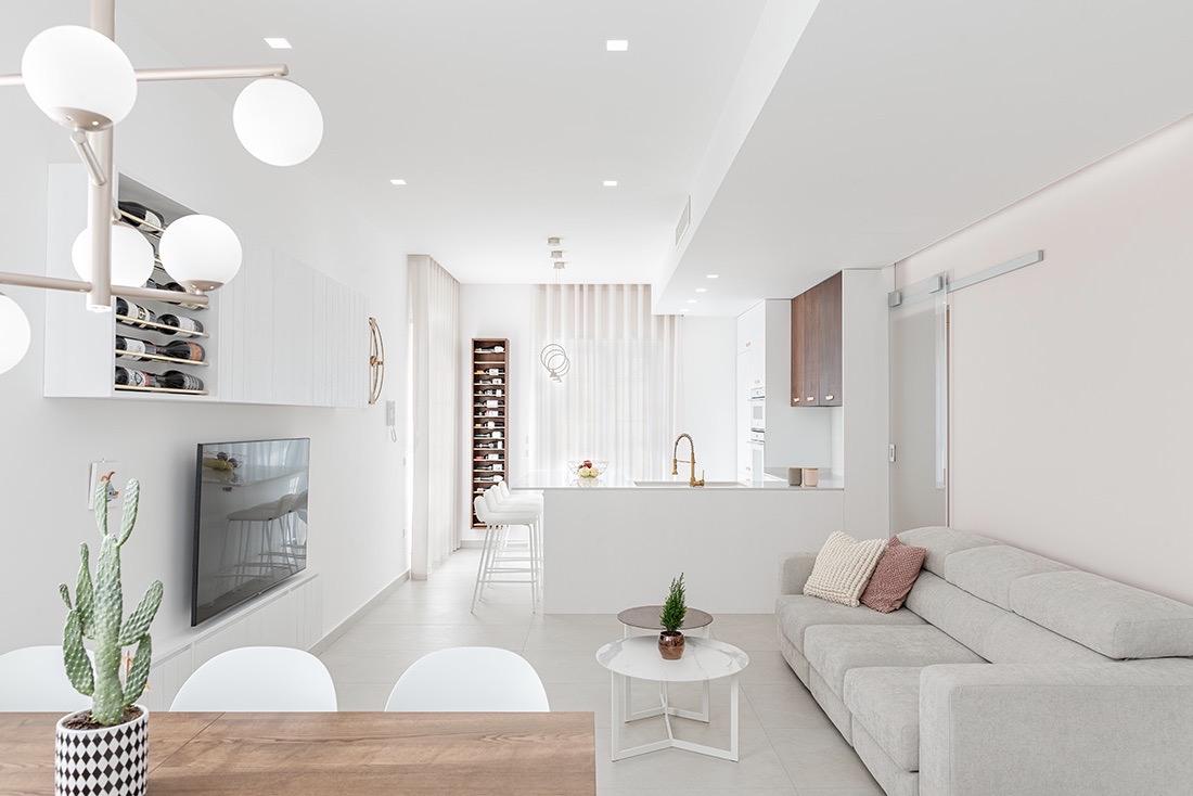 90m² appartement Monte di Procida - blog décoration