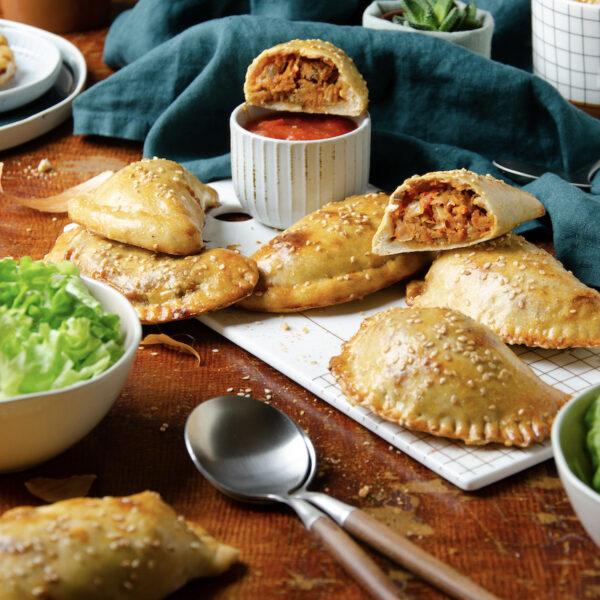 recette facile empanadas végétarienne légumes blog cuisine