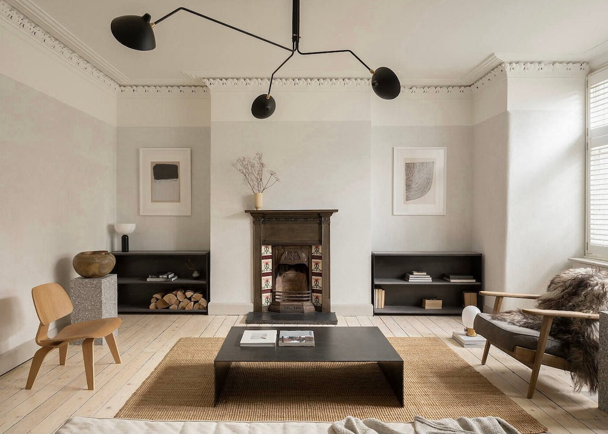 appartement deux pièces Londres - blog déco clem around the corner