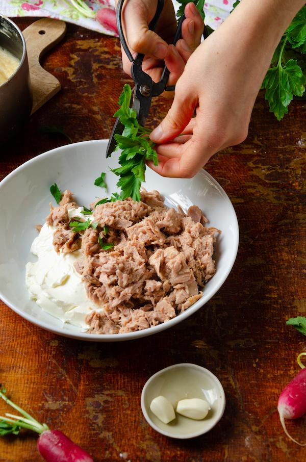 comment préparer rillettes thon facile maison