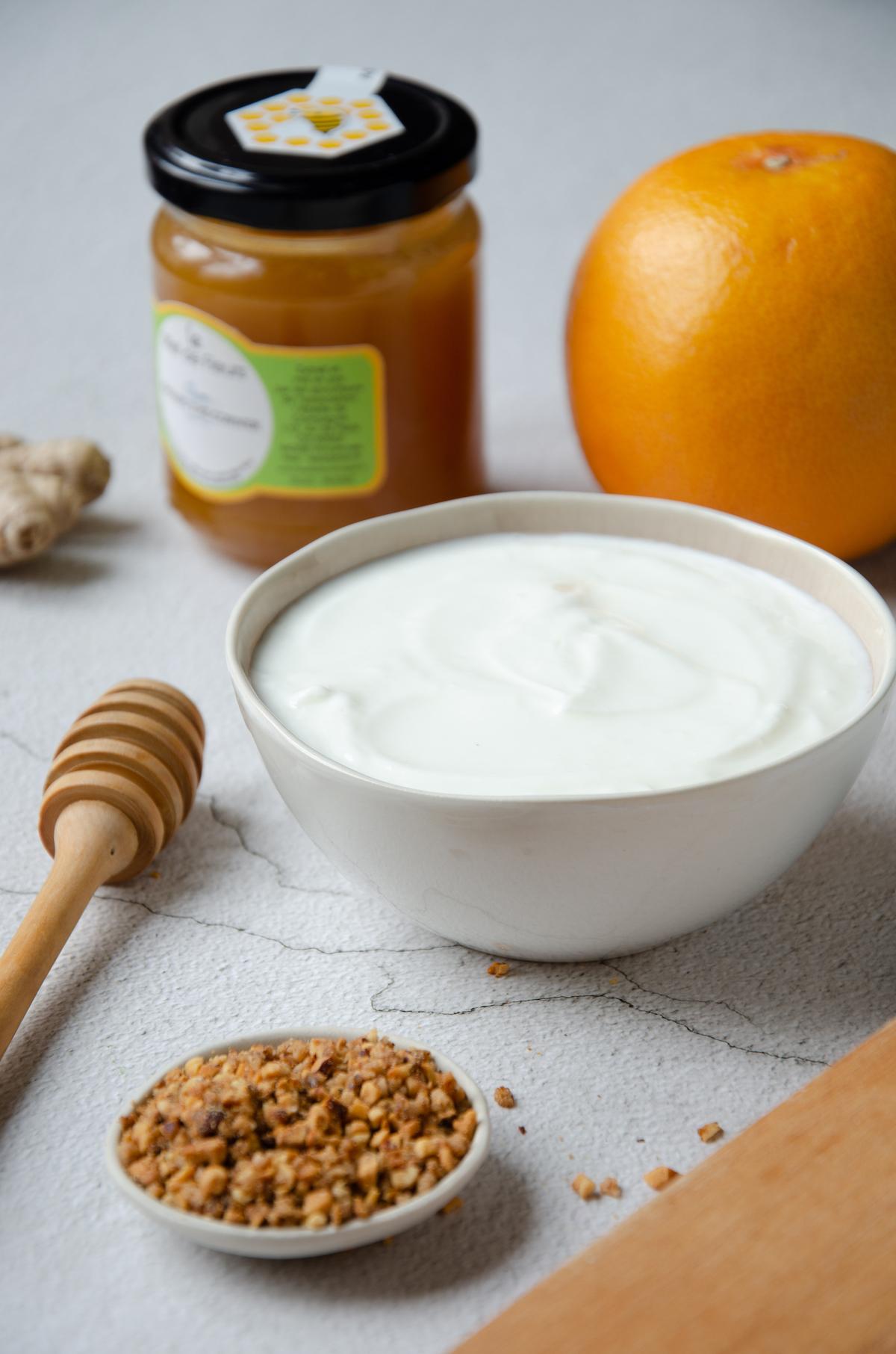 fromage blanc frais vanille à faire soi-même