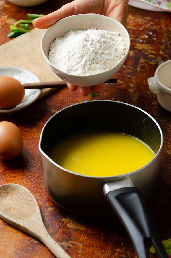 recette choux salés apéro estival