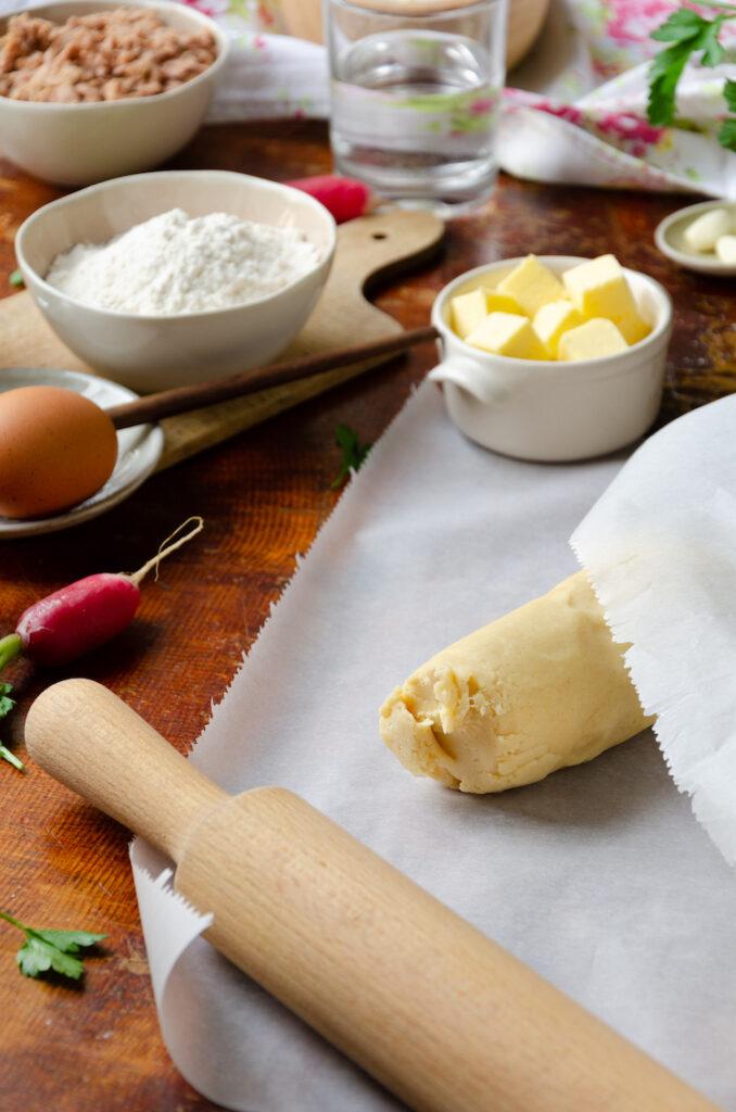 recette craquelin couvercle pate a choux salés