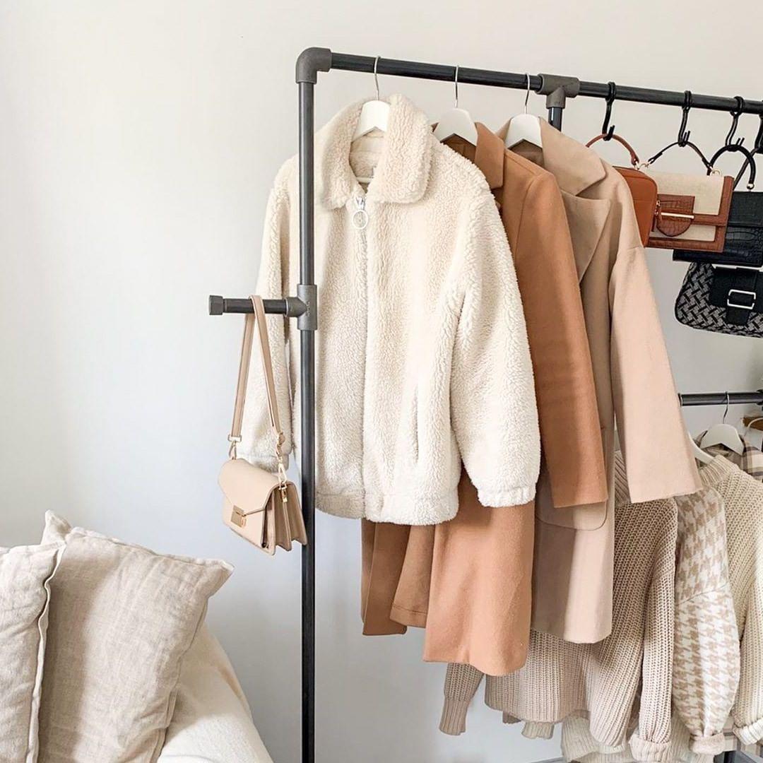 portant à vêtements modulable -blog déco - clem around the corner