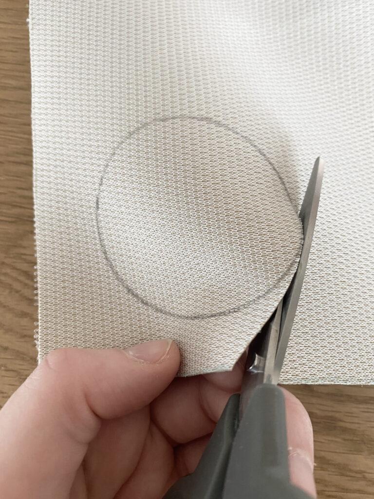 envers faux cuir découper détail bricolage loisir créatif