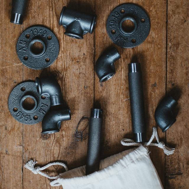 meuble acier brut made in France