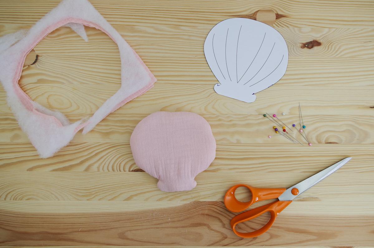 coudre décoration chambre bébé fille peluche