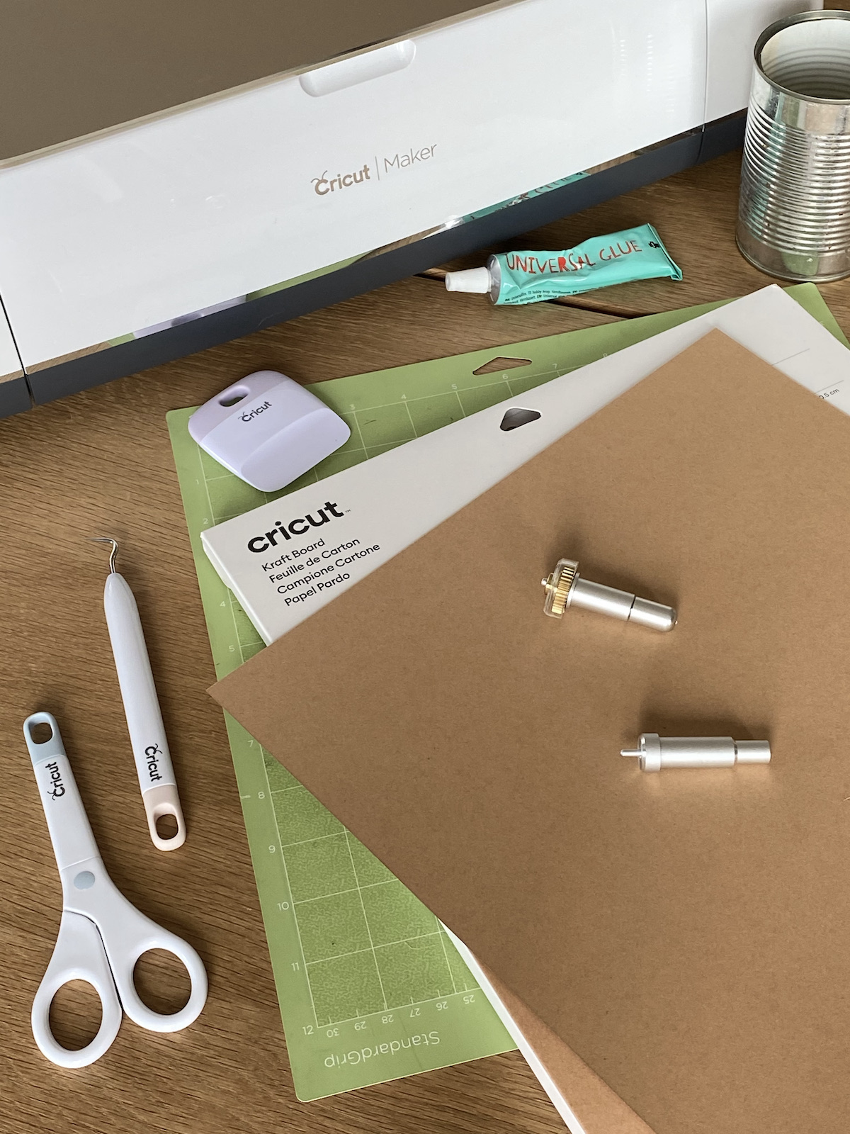 idée créative création déco diy kraft cricut upcycling