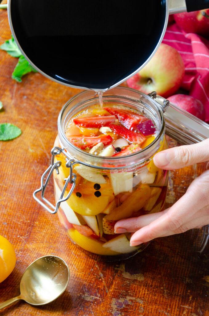 recette astuce pickles rapide vinaigre fermentation