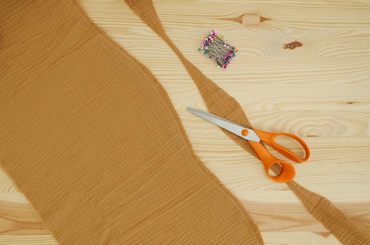 tapis éveil Montessori à coudre soi-même