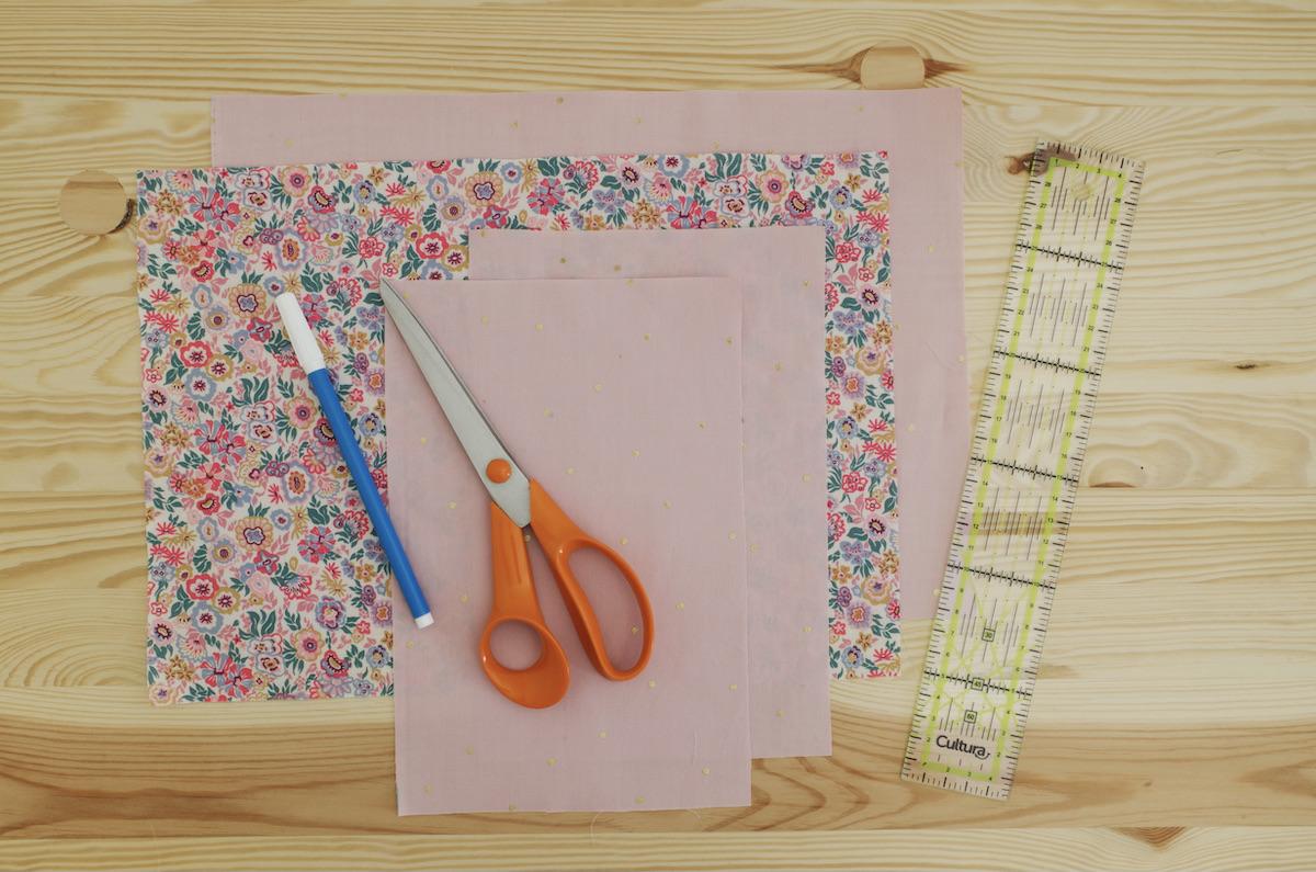 tutoriel patron couture gratuit petite fille - blog création déco