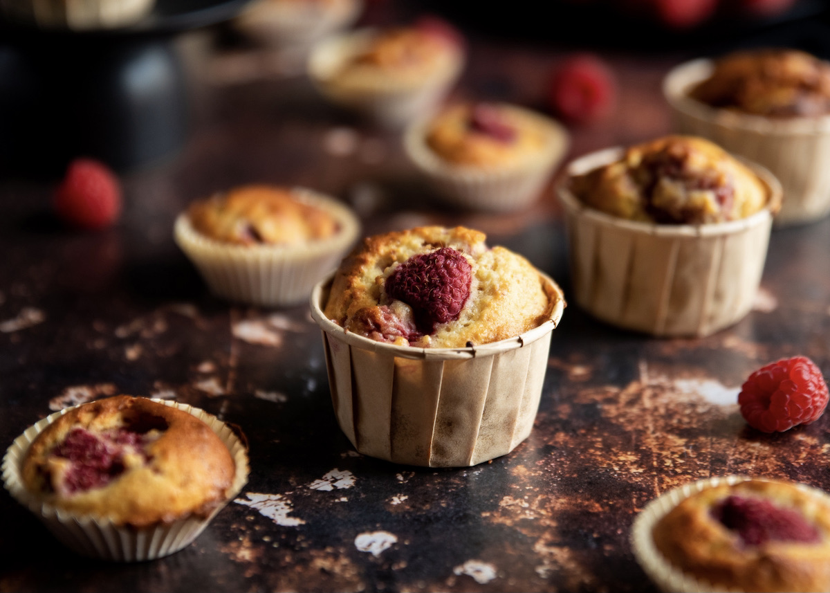 gâteau yaourt framboise - blog cuisine maison - clem around the corner