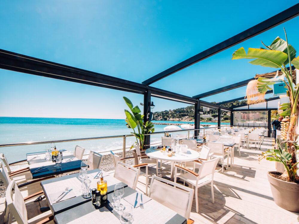plus beaux endroits pour vacances restaurant plage - blog déco - clem atc