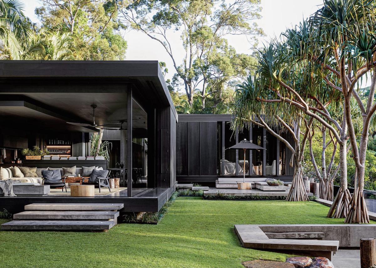longère moderne villa architecte Queensland