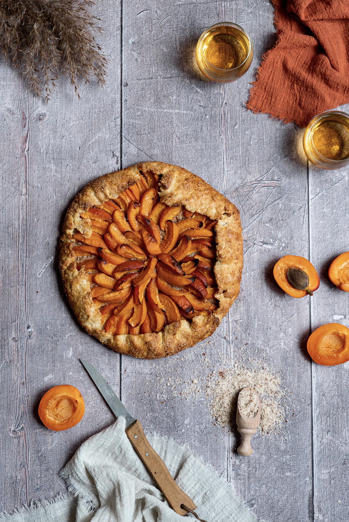 gouter estival brunch sucré fruit de saison idée recette fait-maison