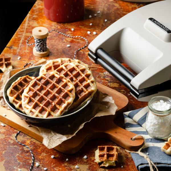 recette pâte gaufres liégeoises grand-mère - blog cuisine - clemaroundthecorner