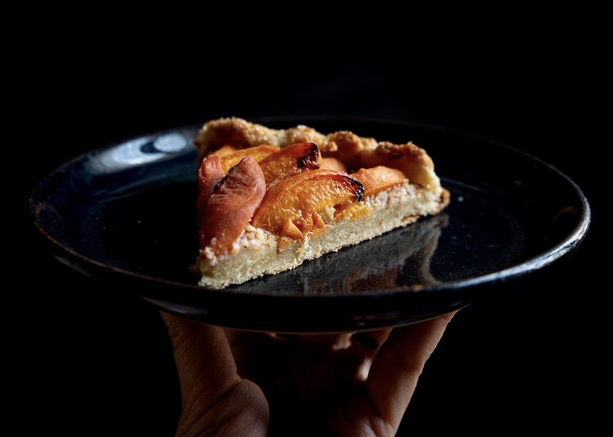 recette tarte abricot amande facile - blog maison - Clem atc