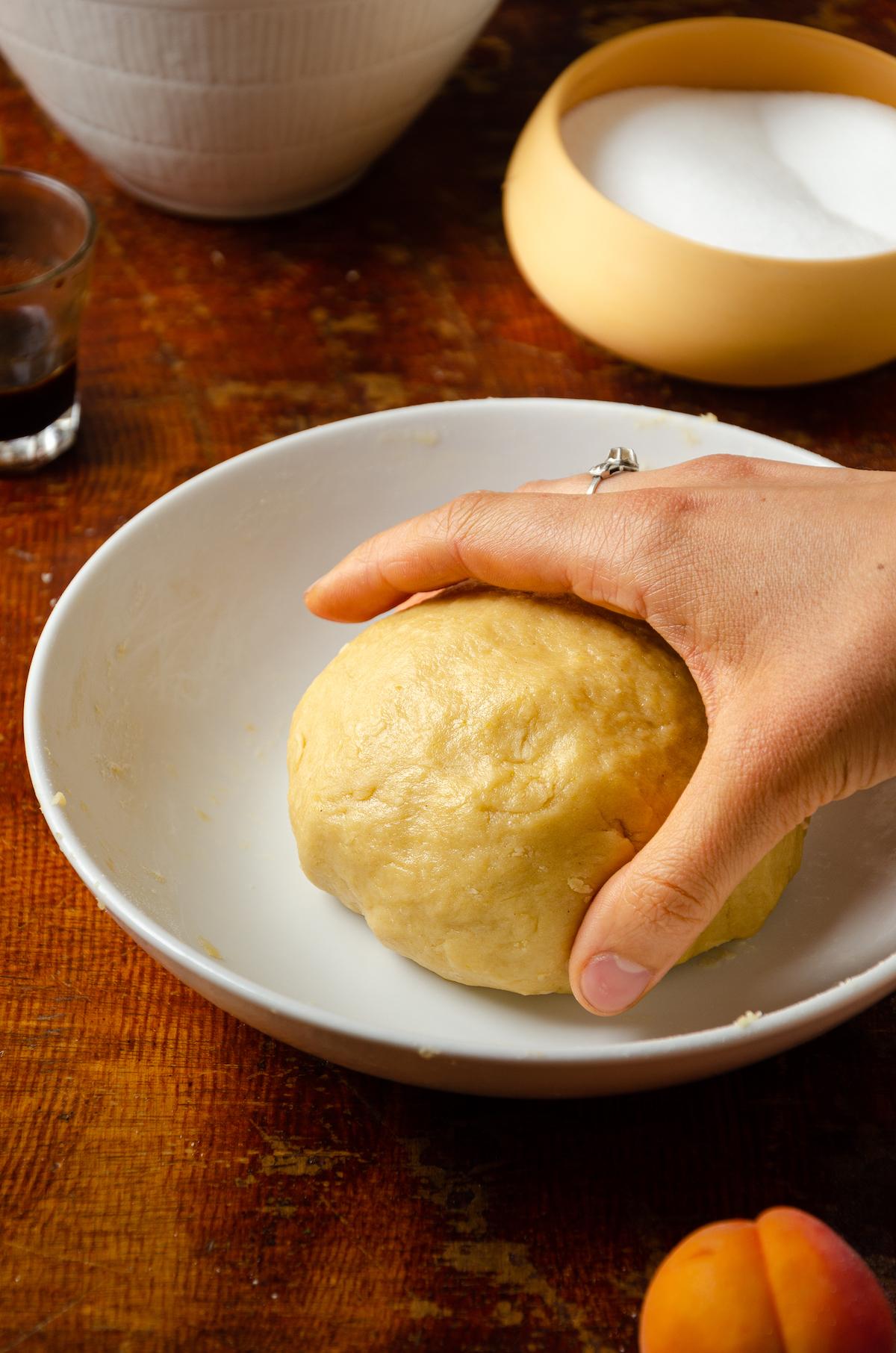 technique cap pâtisserie flan nature à préparer la veille