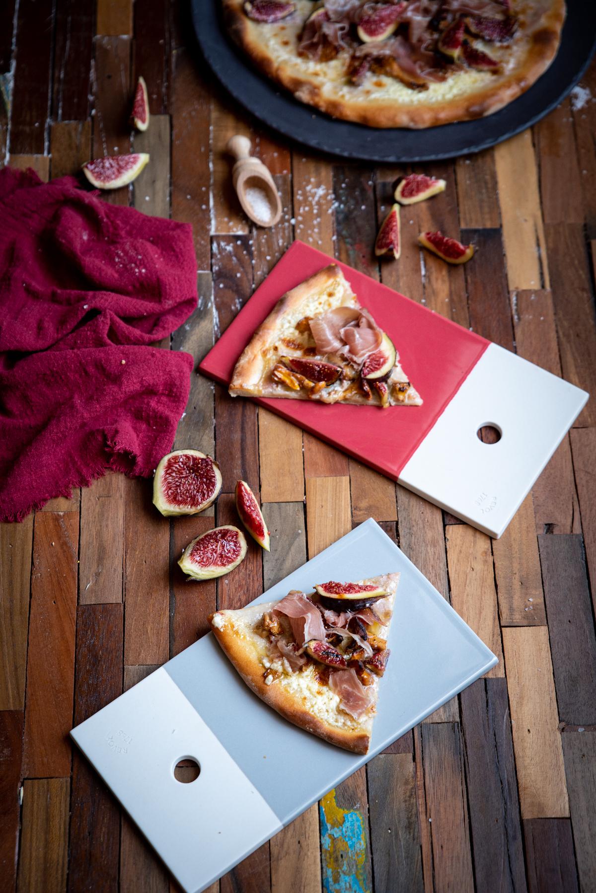 idée apéritif dinatoire automne pizza faite-maison
